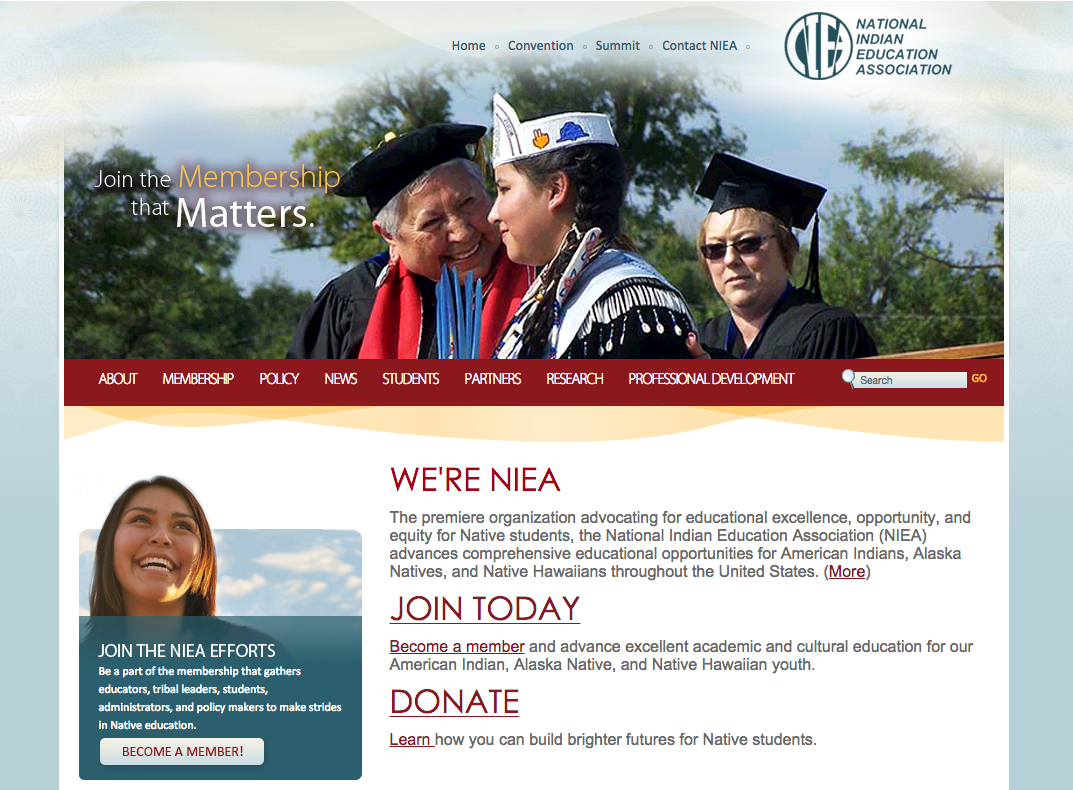 NIEA Website
