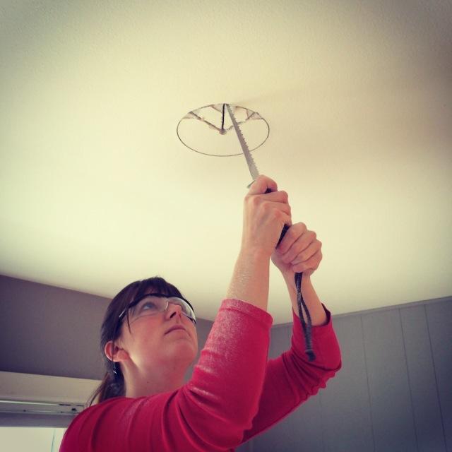 I am a Drywall Repair Ninja