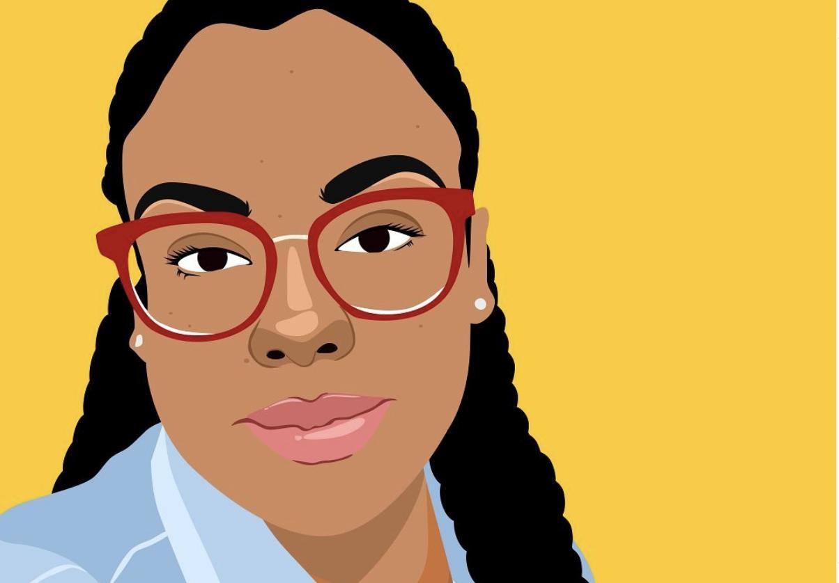 Art Driving Change: Brianna Ellis-Mitchell