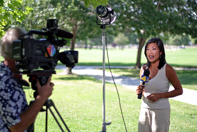 BREAKING NEWS: Everyone's a Reporter… or Are They?