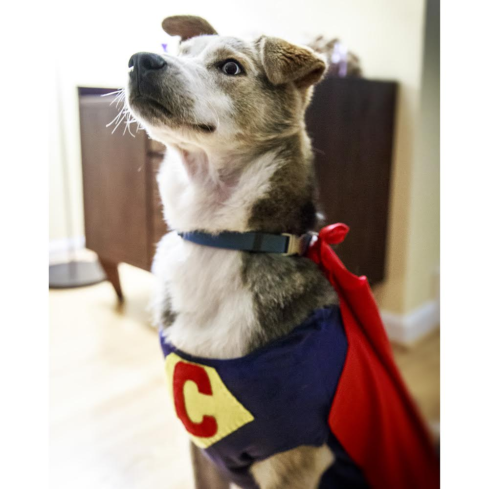Happy Halloween from SuperCosmo